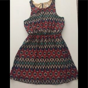 Xhilaration multicolored dress 👗